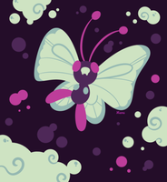 butterfree palette