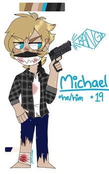 michael ref. 2017 by guillotiines
