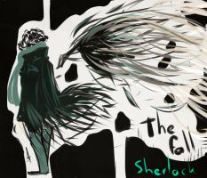 Sherlock the fall by Cheapcookie