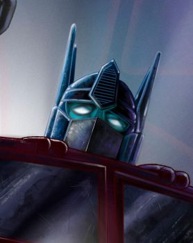 Transformers Detail by psdguy