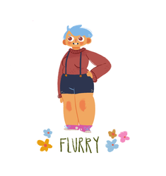 Flurry by Bumbledom