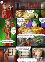 Omega Entity: A Christmas Carol - Page 13 by Lord-Evell