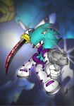 Assassin the Hedgehog by Psychograve