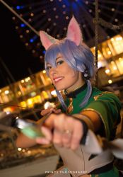 Archer by Rinaca-Cosplay