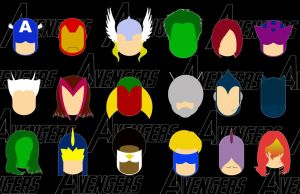 Avengers 2.0  (Some Assembly Required) by Yusef-Muhammed