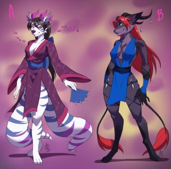Adopts 2018 February by playfurry