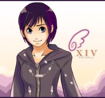 Kingdom Hearts: Xion by freesh00t