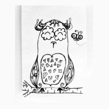 Pen Owl 3.5 by prettyinc