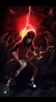 Scout Guitar by Konnestra