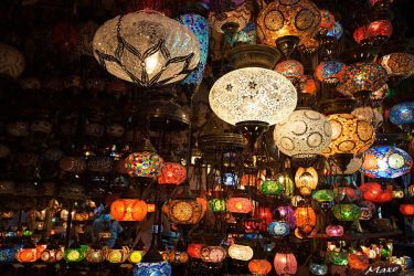 Grand Bazaar by Makkusa