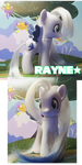 MLP.Custom: Rayne the Songbird: by Rayne-Is-Butts