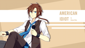 American Idiot ft. Ikune Ren by Azelilia