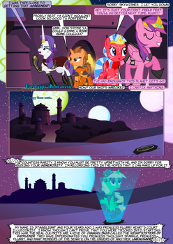 The Pone Wars 5.28: Signal to Noise by ChrisTheS