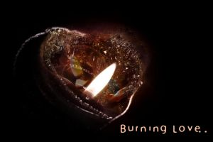 Burning Love by ximo