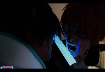 Bleach: Ishida Uryuu Cosplay (Killer Instinct ) by Schismism7