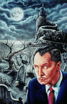Vincent Price by PhilipR