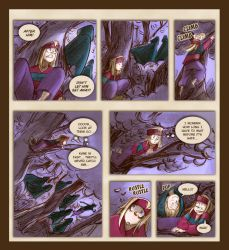 Webcomic - TPB - Circe - Page 10 by Dedasaur