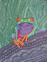Mr. Frog by dylanmark