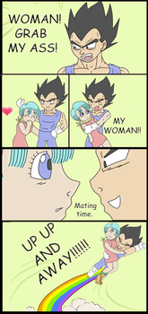 WOMAN GRAB MY by Dbzbabe