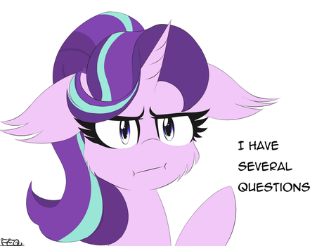 I Have Several Questions by FreeFraQ