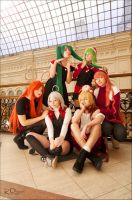 Vocaloid: Happy New 2012 Year! by ennfranco