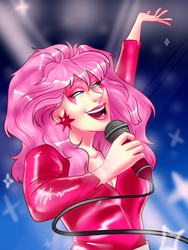 WHOA JEM IS TRULY OUTRAGEOUS by Chandler666Bing
