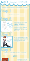 Colouring Tutorial- Cie Style by Cierion
