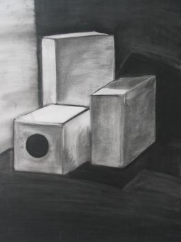 Three boxes by mayann