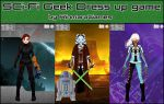 Sci-Fi Geek dress up game by Rinmaru