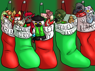 Its beginning to look a lot like christmas by Ally-Ooops
