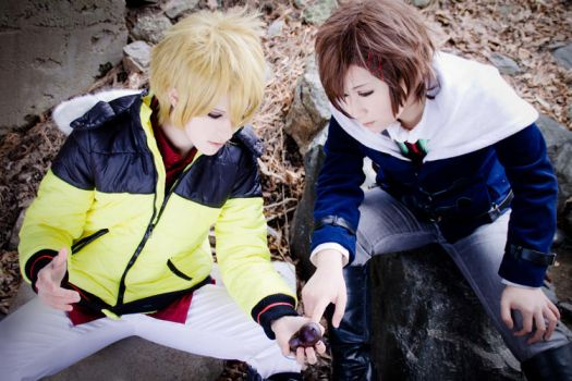 Zetsuen no Tempest :: Just for A Moment by m-ichiko