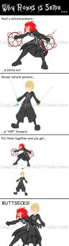 Why Roxas is Seme by LingLKS