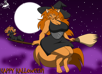 Witchcats by ChrisAndCompany