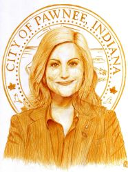 Leslie Knope is my spirit animal by A-Lack-of-Rainbows