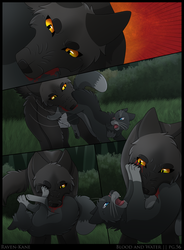 Warriors: Blood and Water - Page 56 by KelpyART