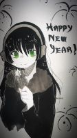 Happy New Year 2018 by Starry-Lemon