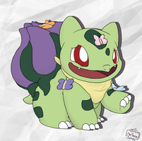 Bulba n' Flies (AT) by LeoTheLionel