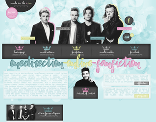 Order Layout ft. One Direction #70 by BebLikeADirectioner