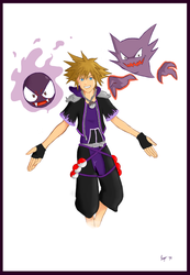 Sora the Ghost Type Trainer by medusa747