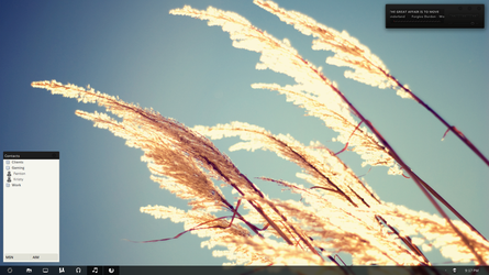 august 2010 - APPOWS desktop by itchy-marx