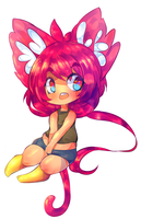 CHIBI COMMISSIONS (example) by Berru-chan