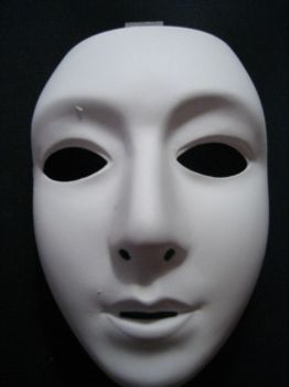 Mask 4 by lured2stock