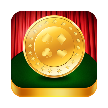 Poker Gold Icon by Killer-Icons