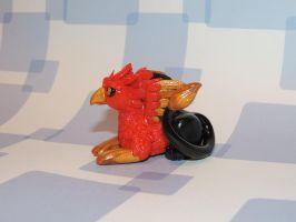 Gryphon by KuddlyKreatures