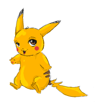 :Pikachuw: by Pascalou