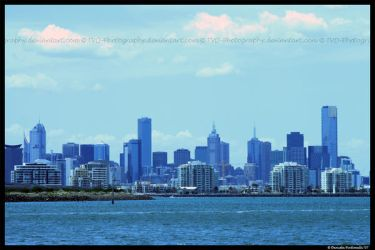 City of Melbourne by TVD-Photography