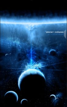 Planet Colapse by KniRen