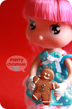 I'm Dreaming of a Sweet Christmas by thinkpastel
