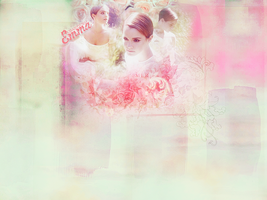 Emma Watson wallpaper by ChantiiGG