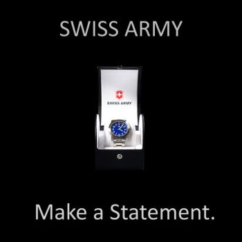 Swiss Army: Make a Statement by killrb323